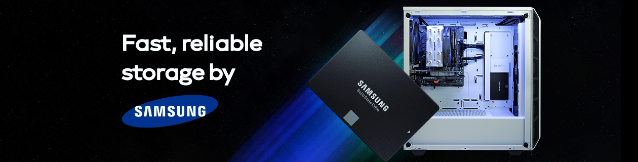 Powered by Samsung