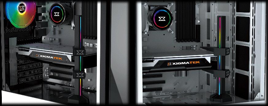 Xigmatek Atlas GPU Holder image
