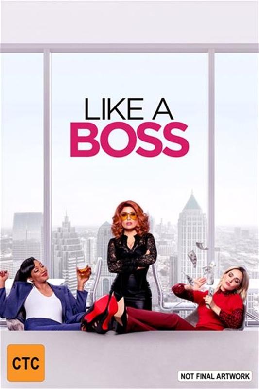 Like A Bo$$ on DVD