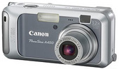 Canon Camera Powershot A450