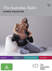 Australian Ballet, The - Classic Collection (Giselle / Coppelia / Nutcracker / Sleeping Beauty) (4 Disc Box Set) on DVD