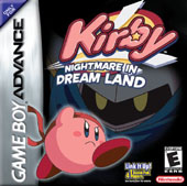 Kirby: Nightmare in Dream Land for Game Boy Advance