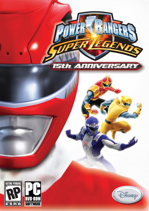 Power Rangers: Super Legends for PC Games