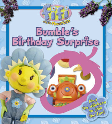 Bumble's Birthday Surprise: Lost and Found Storybook