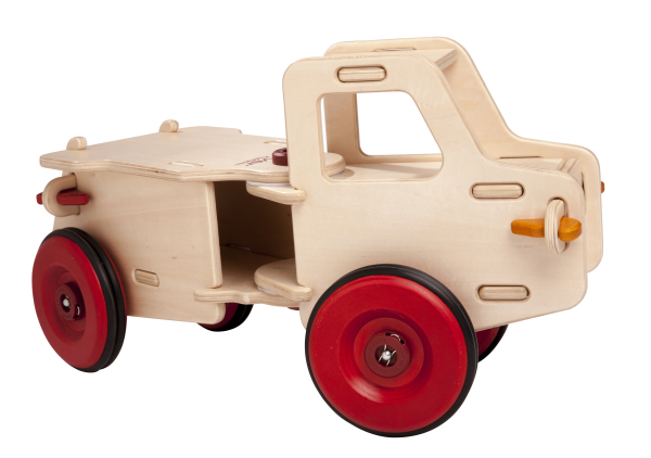 Moover Kindergarten Dump Truck - Natural image
