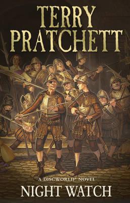 Night Watch (Discworld 29 - City Watch/History Monks) (UK Ed.) by Terry Pratchett image