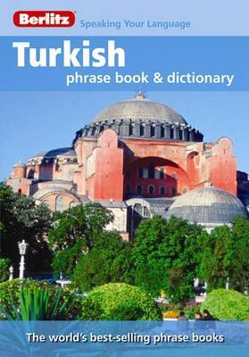 Berlitz Language: Turkish Phrase Book & Dictionary image