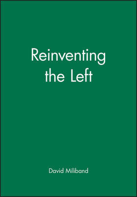 Reinventing the Left image
