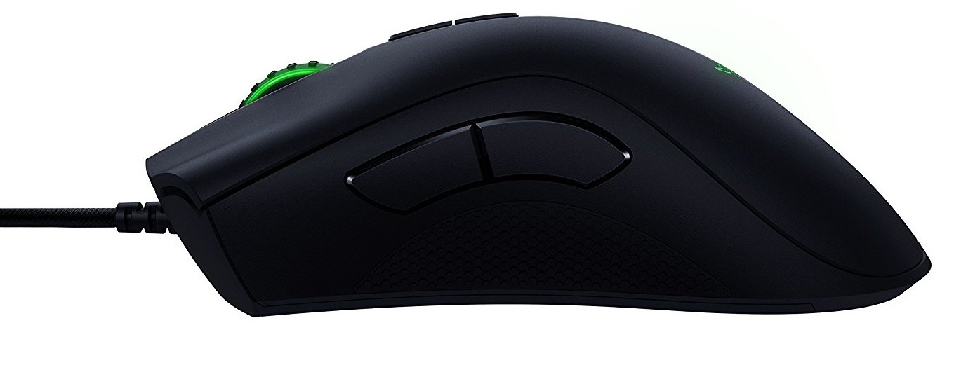 Razer DeathAdder Elite Gaming Mouse for PC Games image