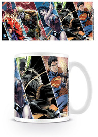 Justice League Mug (Heroes)