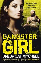Gangster Girl by Dreda Say Mitchell image