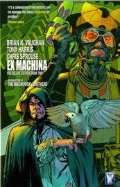 Ex Machina: v. 2 by Tony Harris image