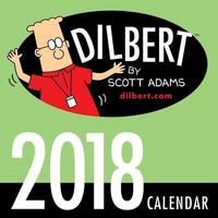 Dilbert 2018 Mini Wall Calendar by Scott Adams