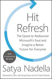 Hit Refresh by Satya Nadella image