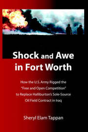 Shock and Awe in Fort Worth by Sheryl, Elam Tappan image