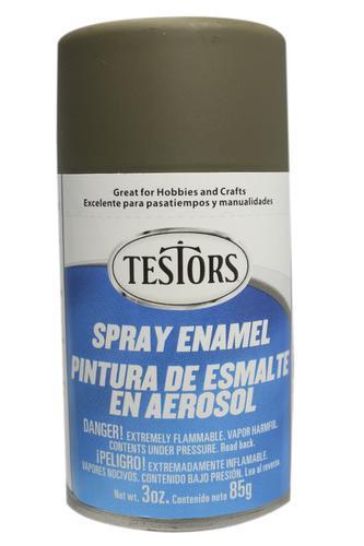 Model Master: Enamel Aerosol - Olive Drab