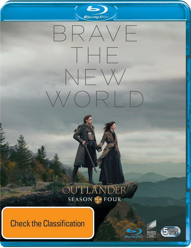 Outlander: Season 4 on Blu-ray