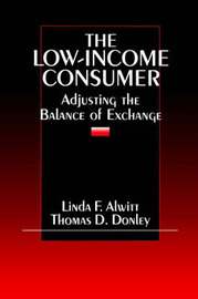 The Low-Income Consumer by Linda F. Alwitt image