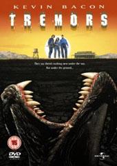 Tremors 4 on DVD