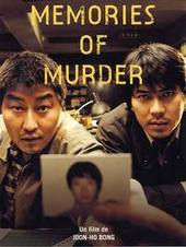 Memories Of Murder on DVD