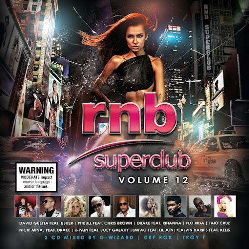 RnB Superclub - Volume 12 (2CD) by Various