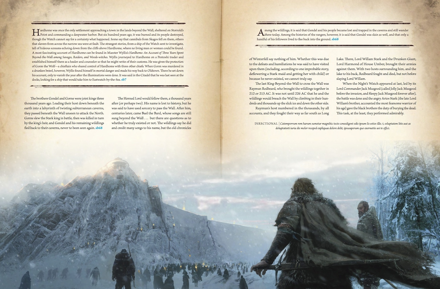 The World of Ice and Fire: The Untold History of the World of A Game of Thrones by George R.R. Martin image