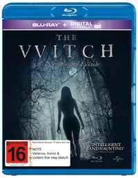 The Witch on Blu-ray