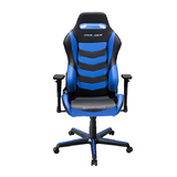 DXRacer Drifting Series DM166 Gaming Chair (Black and Blue) for