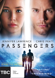 Passengers (2016) DVD