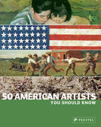 50 American Artists You Should Know by Debra N. Mancoff image