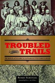 Troubled Trails by Robert Silbernagel
