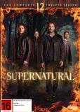 Supernatural - Season 12 on DVD