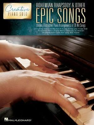 Creative Piano Solo by Hal Leonard Publishing Corporation