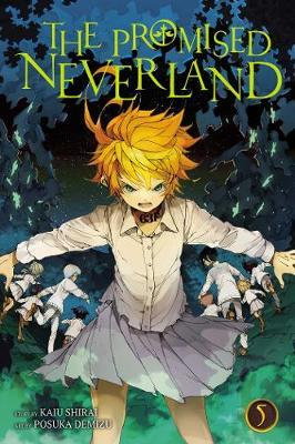 The Promised Neverland, Vol. 5 by Kaiu Shirai