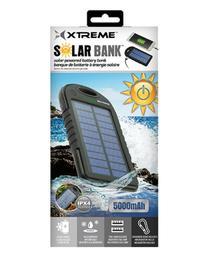 Xtreme: 5000Mah Solar Powered Power Bank image