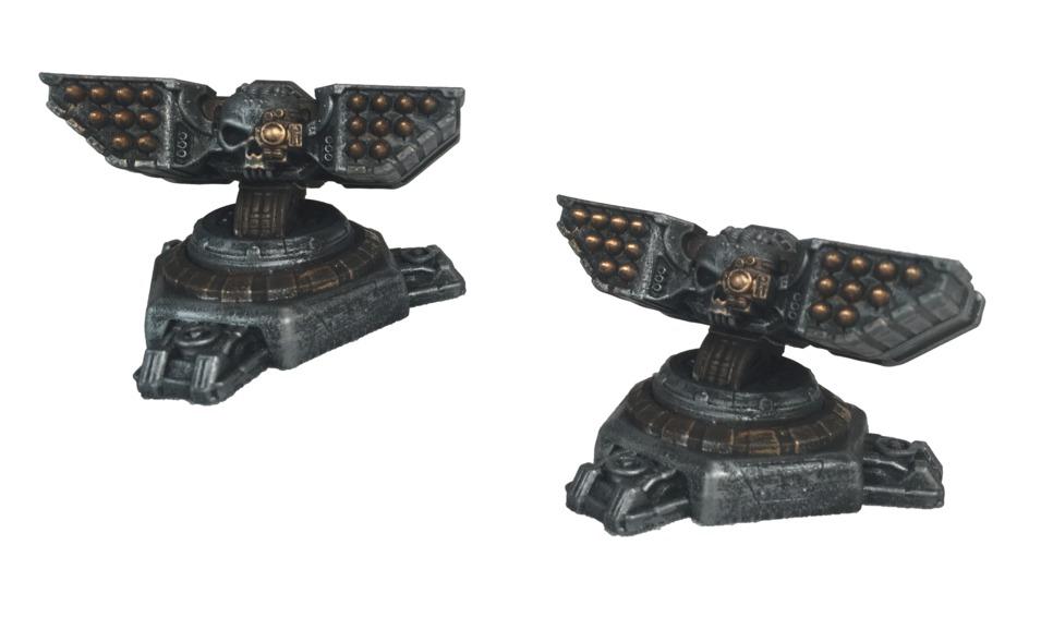 TTCombat: Tabletop Scenics - Multiple Rocket Systems image