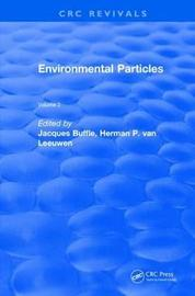 Revival: Environmental Particles (1993) by Jacques Buffle