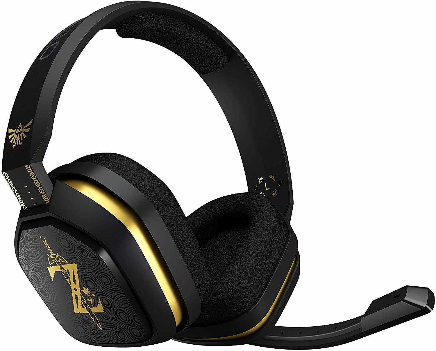 Astro A10 Wired Headset (Legend of Zelda) for Switch image