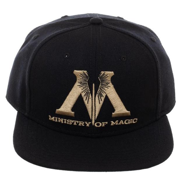 Harry Potter: Snapback Cap - Ministry Of Magic