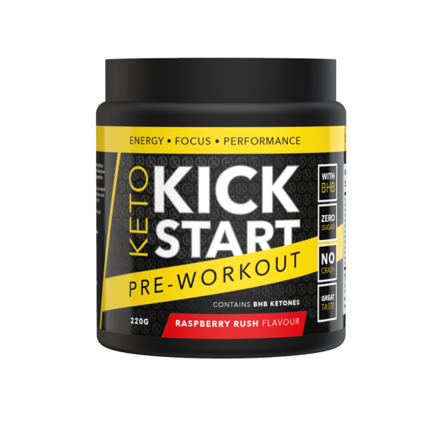 Keto Nutrition: Kick-Start With 4g BHB (220g)