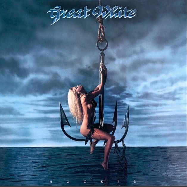 Hooked + Live In New York by Great White