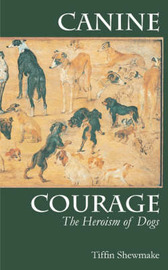 Canine Courage by Tiffin Shewmake image