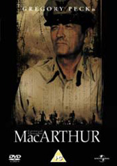 MacArthur on DVD