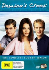 Dawson's Creek - Complete Season 4 (6 Disc Box Set) on DVD