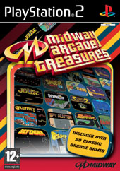 Midway Arcade Treasures for PS2