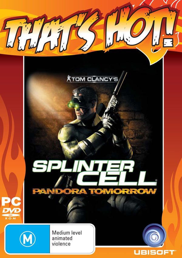 Tom Clancy's Splinter Cell: Pandora Tomorrow for PC image
