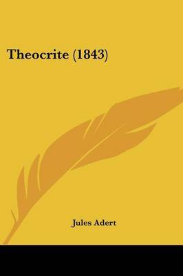 Theocrite (1843) by Jules Adert image