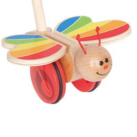 Hape: Push Pal - Butterfly