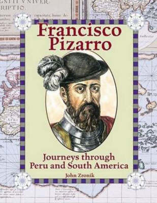 Francisco Pizarro by John Zronik