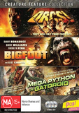 Creature Feature Collection DVD